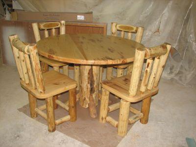 Custom Made Pine Table