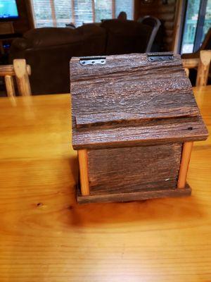 Barn Board Recipe Box