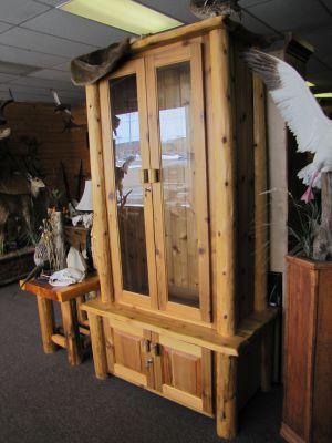 Rustic Cedar Gun Case